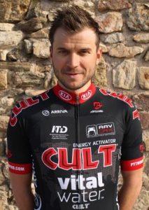 Martin Mortensen, bedste ryttere på Aarhus Cyklebane i 2014.