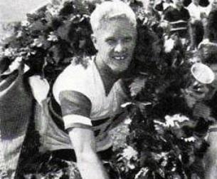 Børge Gissel, 3xDanmarksmester og VM sølvvinder i forfølgelsesløb.