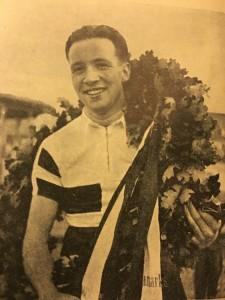 Axel Schandorff, Grand Prix vinder 1944, 1947 og 1948.