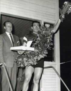 Guglielmo Pesenti, Grand Prix vinder 1957.