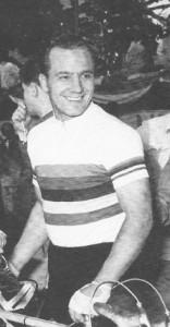 Antonio Maspes, professionel Grand Prix vinder 960 og 1961.