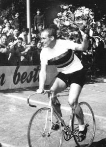 Jan Derksen, professionel Grand Prix vinder 1951.