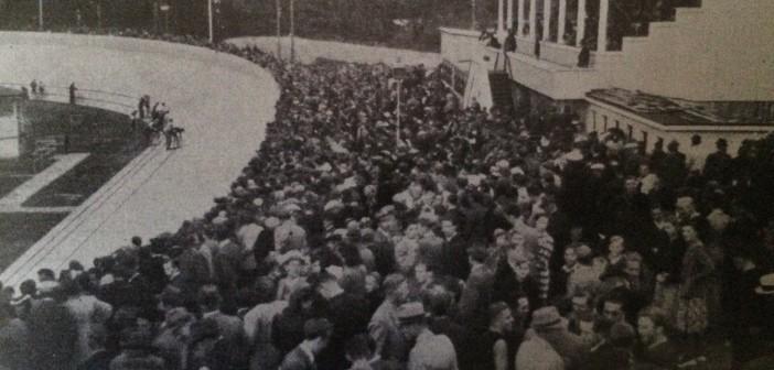 Åbningsdag 1940