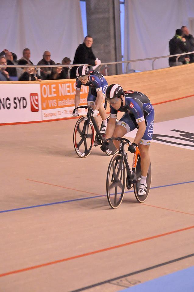 Fra finalen mellem William Rimkratt-Milkowski og Jakob Joensen, foto: Tommy Kjærluff Eriksen.