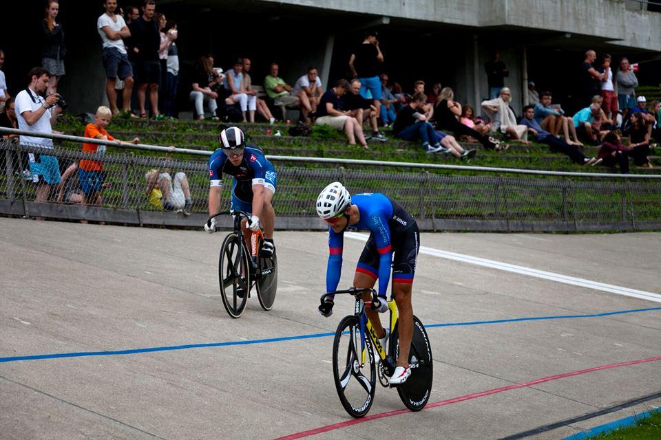 Finalen mellem Morten Høgh Abel Jensen og William Rimkratt-Milkowski, foto: Toke Hage.