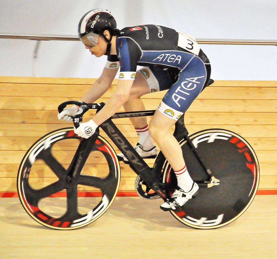 Jakob Joensen fra DM i Odense 2015 hvor det blev til sølv for det unge talent, foto: Tommy Kjærluff Eriksen.