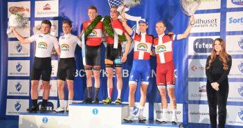 Johansen og Rodenberg sejrede i ny rekord tid