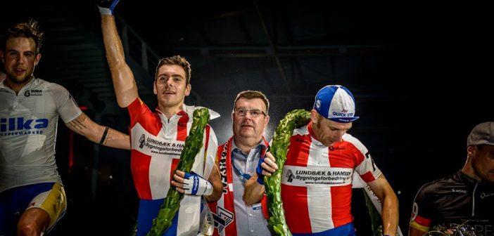 Mørkøv tog sin 7. sejr i København da 7'erne vandt