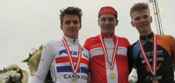Marc Hester Danmarksmester i Scratchløb
