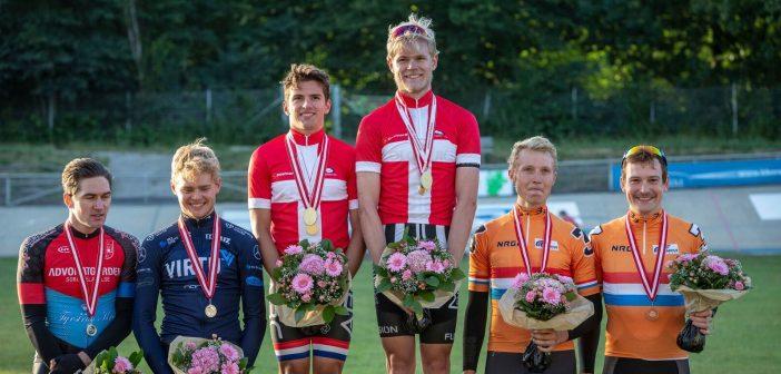 Johansen & Wulff Danmarksmester i Parløbet