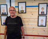 Gunnar Asmussen optaget i Hall of Fame