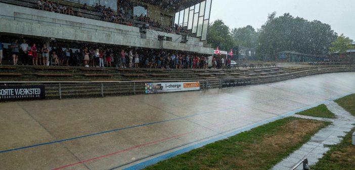 Regnvejr skyld i aflysning af Grand Prix Aarhus